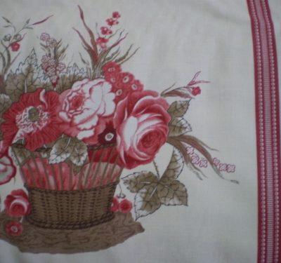 Panier De Fleurs 13591-11