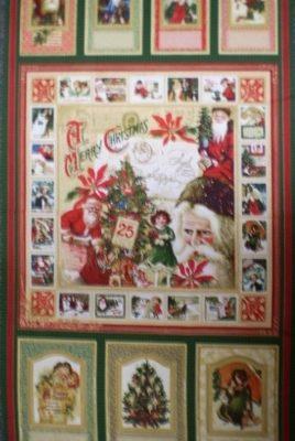 Christmas Past Panel