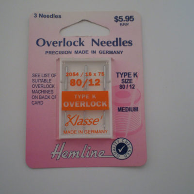 Klasse Machine Needles