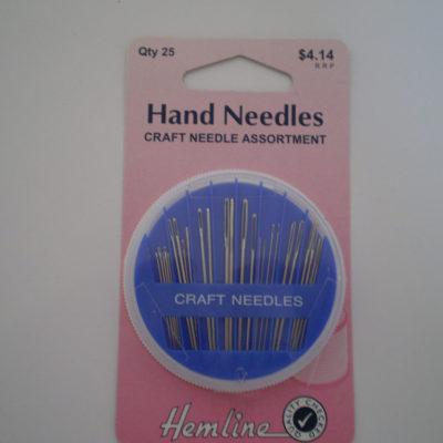 Hemline Hand Needles