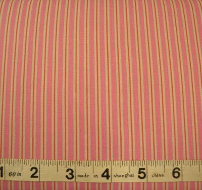 TE 2007 PW Stripe Sweet Pea Pink