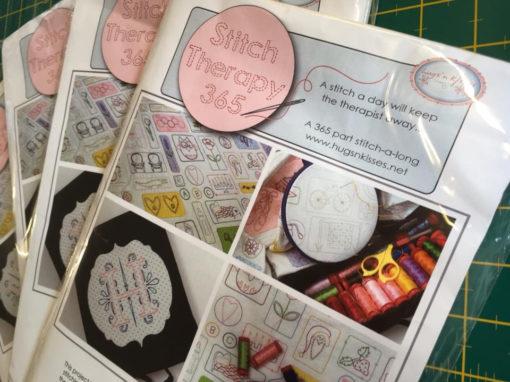 Stitch Therapy 365 Kits